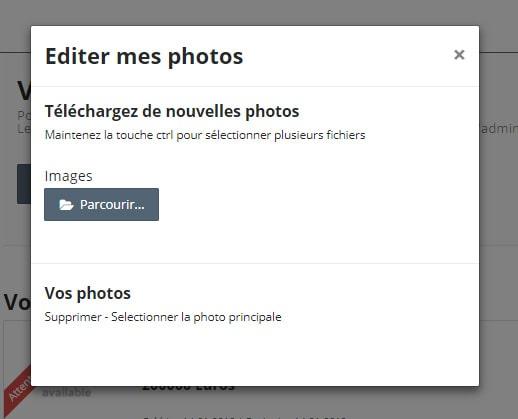 editer photos